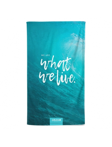 """""""WE ARE"""" TOWEL"""
