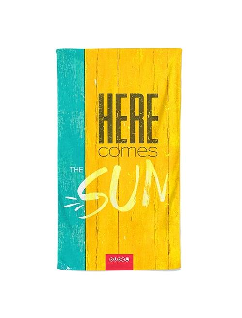 """""""SUN"""" TOWEL"""