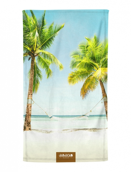 """BIG SIESTA"" TOWEL"