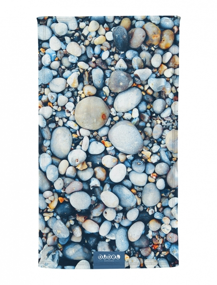 """BLUE STONES"" TOWEL"
