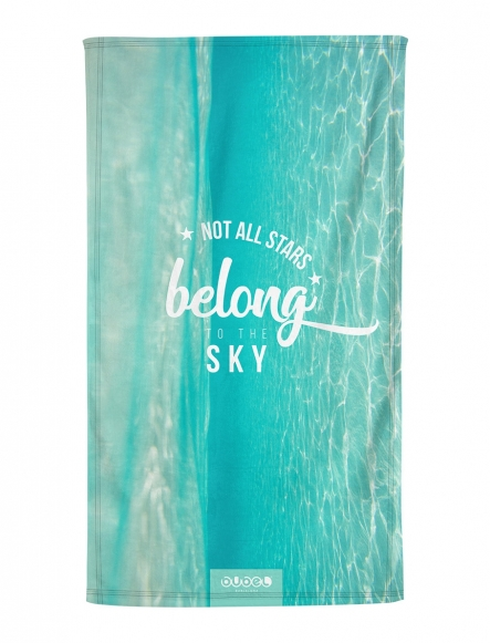 """BELONG"" TOWEL"