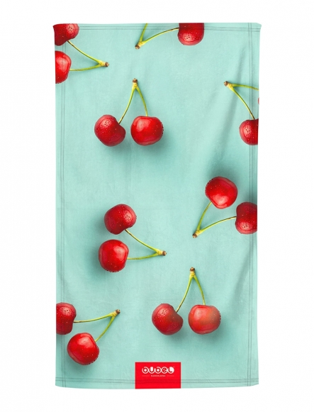 """CHERRY"" TOWEL"