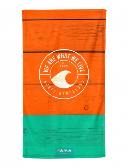 """TRADE MARK"" TOWEL"