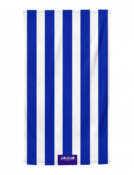 """BLUE STRIPES"" TOWEL"