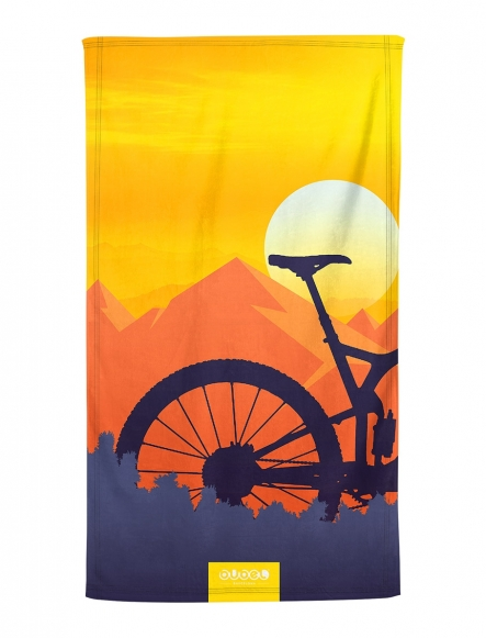 """TIL SUNSET"" TOWEL"