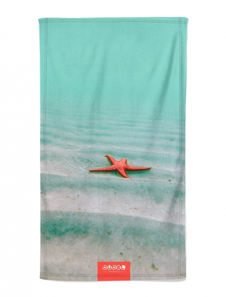 """STARFISH"" TOWEL"