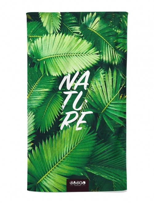 """PURE NATURE"" TOWEL"