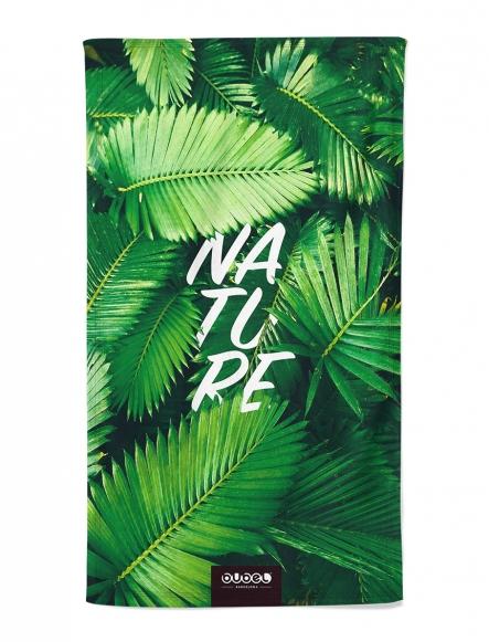 """TOALLA """"PURE NATURE"""""""