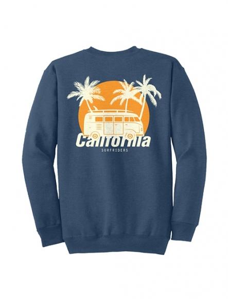 """CALIFORNIA"" SWEATSHIRT"