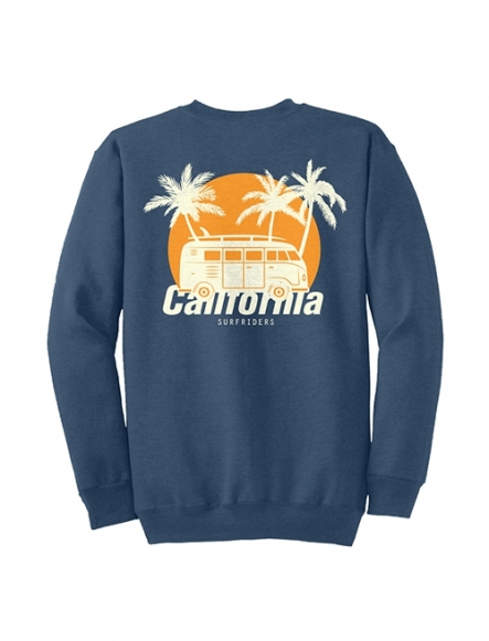 "SUDADERA ""CALIFORNIA"""