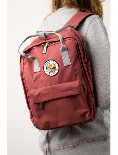 URBAN BACKPACK GARNET