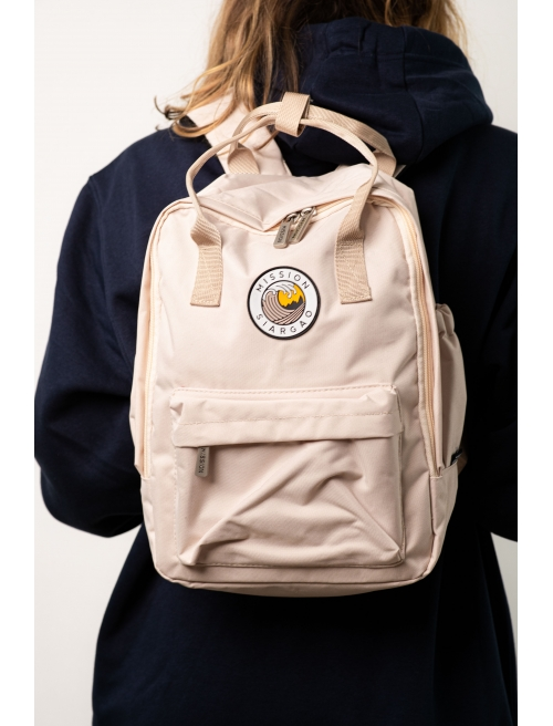 URBAN BACKPACK CREAM