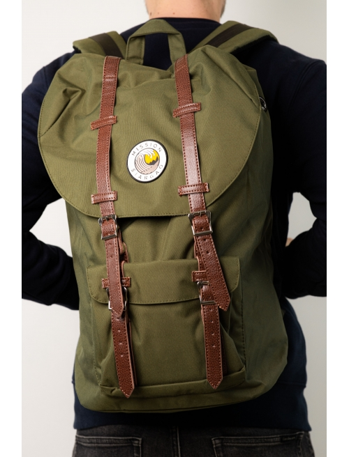 EXPLORER BACKPACK GREEN