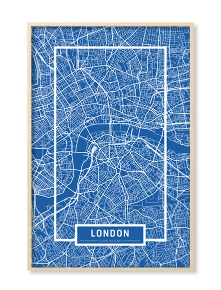 "MAPA ""LONDON"""