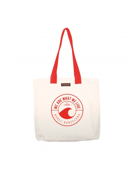 """BOLSO """"WE ARE BAG RED"""""""